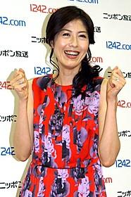 1年ぶりのレギュラー担当に意気込む小島慶子