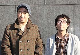 大森立嗣監督と主演の水澤紳吾「ぼっちゃん」