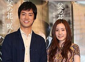 NHKドラマで初主演を務めた桐谷健太と共演の蓮佛美沙子