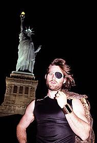 「ニューヨーク1997」の一場面「ニューヨーク1997」