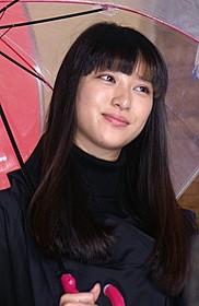 ドラマ「お天気お姉さん」に主演する武井咲「お天気お姉さん」