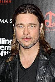 デビッド・エアー監督の新作に主演する 交渉を進めているブラッド・ピット「バーニング・クロス」