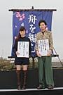 松田龍平、船上イベントに戸惑い「船ではなく、辞書を作る映画です」