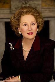 サッチャー元英首相を演じたメリル・ストリープ「マーガレット・サッチャー 鉄の女の涙」
