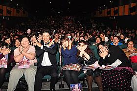 台湾のファンも変態仮面に熱狂!「HK 変態仮面」