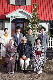 山田監督が初めて手がけるラブロマンス作「小さいおうち」