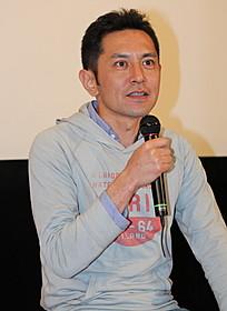 新たな企画が進行中と明かした宮崎吾朗監督「ひつじのショーン」