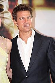 「戦闘妖精・雪風」のハリウッド映画化に 出演することが決まったトム・クルーズ「オブリビオン」