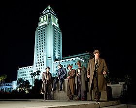 決死の覚悟でギャングに挑む男たちの姿を描く「L.A. ギャング ストーリー」