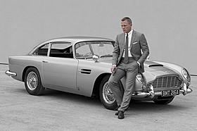 """""""007""""の魅力がこの1枚に凝縮!「007 スカイフォール」"""