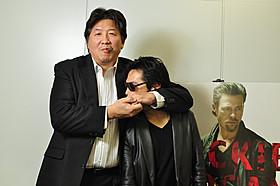 格闘王・前田氏の強烈な洗礼を受ける若手宣伝マン!「ジャッキー・コーガン」