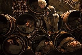 苦難に満ちた冒険の間でも、どこかユーモラスなドワーフたち「ロード・オブ・ザ・リング」