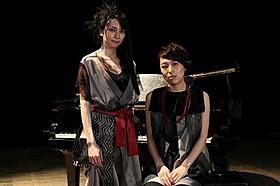 初共演を果たした柴咲コウと笹川美和