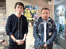 トークを繰り広げた吉田大八監督と大根仁監督「桐島、部活やめるってよ」