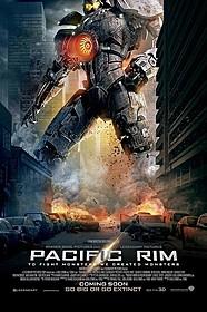 戦うか、滅びるか。 巨大生命体と人型巨大兵器が壮絶バトル!「パシフィック・リム」