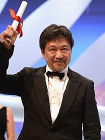 「そして父になる」で審査員賞を受賞した是枝裕和監督「そして父になる」