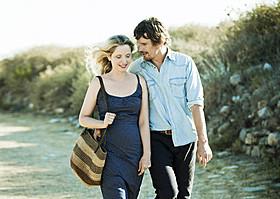 「ビフォア・ミッドナイト」場面写真「恋人までの距離(ディスタンス)」