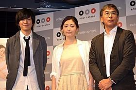 メ~テレ50周年特別ドラマに参加した田辺誠一、 常盤貴子、若松節朗監督