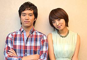 密室劇に挑んだ三浦貴大&夏菜「監禁探偵」