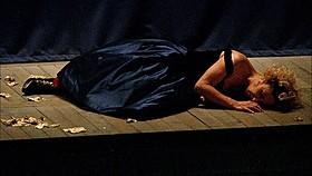 「椿姫ができるまで」の一場面「椿姫ができるまで」