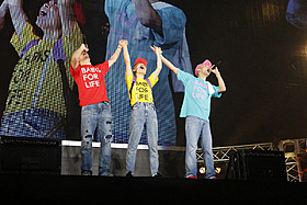 2日間で10万人を動員したファンモン解散公演「ありがとう」