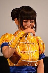 うれしさのあまり号泣した中川翔子