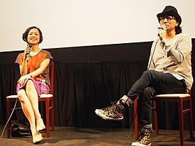 ホン・サンスの魅力を語った菊地成孔とハン・トンヒョン氏「3人のアンヌ」