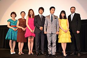 意味深発言を繰り返した武田に上川が慌てた舞台挨拶「二流小説家 シリアリスト」