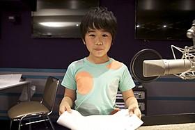「紙兎ロペ」で声優を担当した鈴木福くん「映画ドラえもん のび太と奇跡の島 アニマルアドベンチャー」