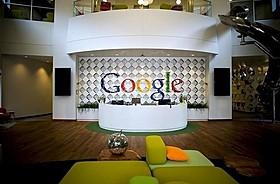Google本社の写真