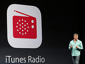 Apple、「iTunes Radio」を発表