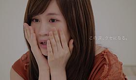 CM収録で大粒の涙を流した前田敦子「レ・ミゼラブル」