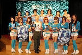 台湾のお天気アイドルと日本のオバサン軍団が対面!「LOOPER ルーパー」