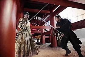 ジェット・リーの高速アクションが見逃せない!「ドラゴンゲート 空飛ぶ剣と幻の秘宝」