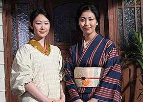 直木賞受賞作の映画化に主演する松たか子と黒木華「小さいおうち」