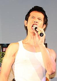 安藤美姫選手を祝福した庄司智春「ダイ・ハード ラスト・デイ」