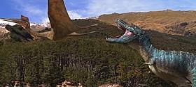 自然ドキュメンタリーに強いBBCが描く恐竜の世界「ウォーキング with ダイナソー」
