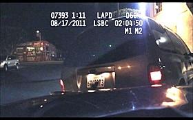 本物の事故を映画の本編に採用した衝撃の場面写真「エンド・オブ・ウォッチ」