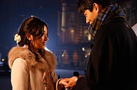 真夜中の撮影に臨んだ東出昌大と木村文乃「すべては君に逢えたから」