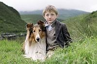 2005年製作の映画「名犬ラッシー」「名犬ラッシー」