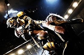 「タイガーマスク」の一場面「タイガーマスク」