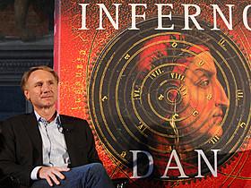 米ベストセラー作家ダン・ブラウン「インフェルノ」