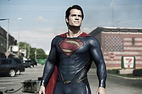 新・スーパーマン、ヘンリー・カビルが再び日本に上陸!「マン・オブ・スティール」