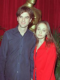 1998年当時のポール・トーマス・ アンダーソン監督とフィオナ・アップル「ゼア・ウィル・ビー・ブラッド」