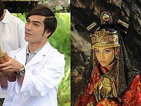 北村は医師役、水原は呪術師役で参戦「トリック劇場版 ラストステージ」