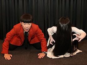 阿部サダヲ&貞子が異色のコラボ「貞子3D2」