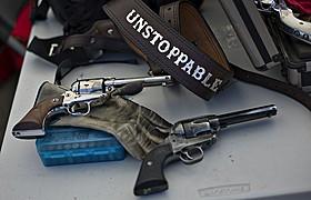 ※拳銃イメージ写真