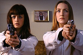 「天使の処刑人 バイオレット&デイジー」の一場面「天使の処刑人 バイオレット&デイジー」