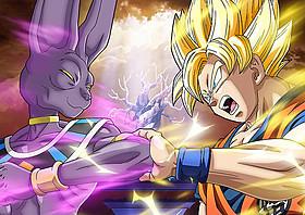 「DRAGON BALL Z 神と神」が大ヒット「DRAGON BALL Z 神と神」