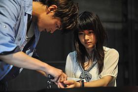 初共演を果たした瀬戸康史と有村架純「JUDGE ジャッジ」